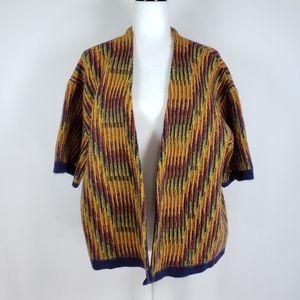 Anthropologie THE KORNER Oversized Kimono Cardigan